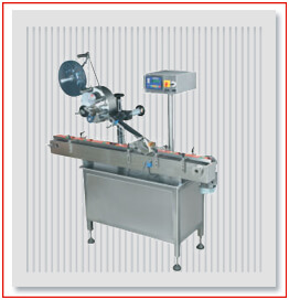 Ampoule and Vial Sticker (Self-Adhesive) Labeling Machine