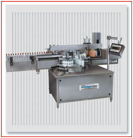 Front and Back Sticker (Self-Adhesive) Labeler Machine
