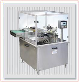 Self Adhesive Ampoule/Vial Labeling Machine OBVSL 400