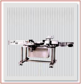 Self Adhesive Vial & Bottle Labelling Machine Model : OBSL-300