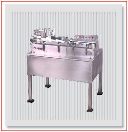 Semi Automatic Self-Adhesive Labelling Machine