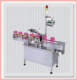 Single Side Sticker Labeling Machine OBSL-120F