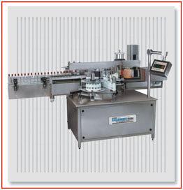 Sticker (Self - Adhesive) Labeling & Labeler Machine