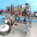 Flat-Bottle-Double-Side-Labelling-Machine