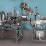 front-back-top-labeling-machine